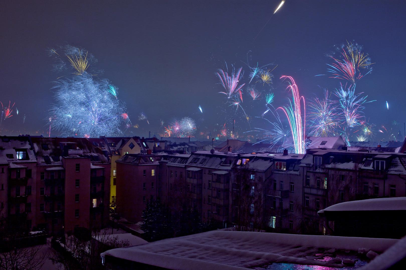 Neujahrsnacht 2011