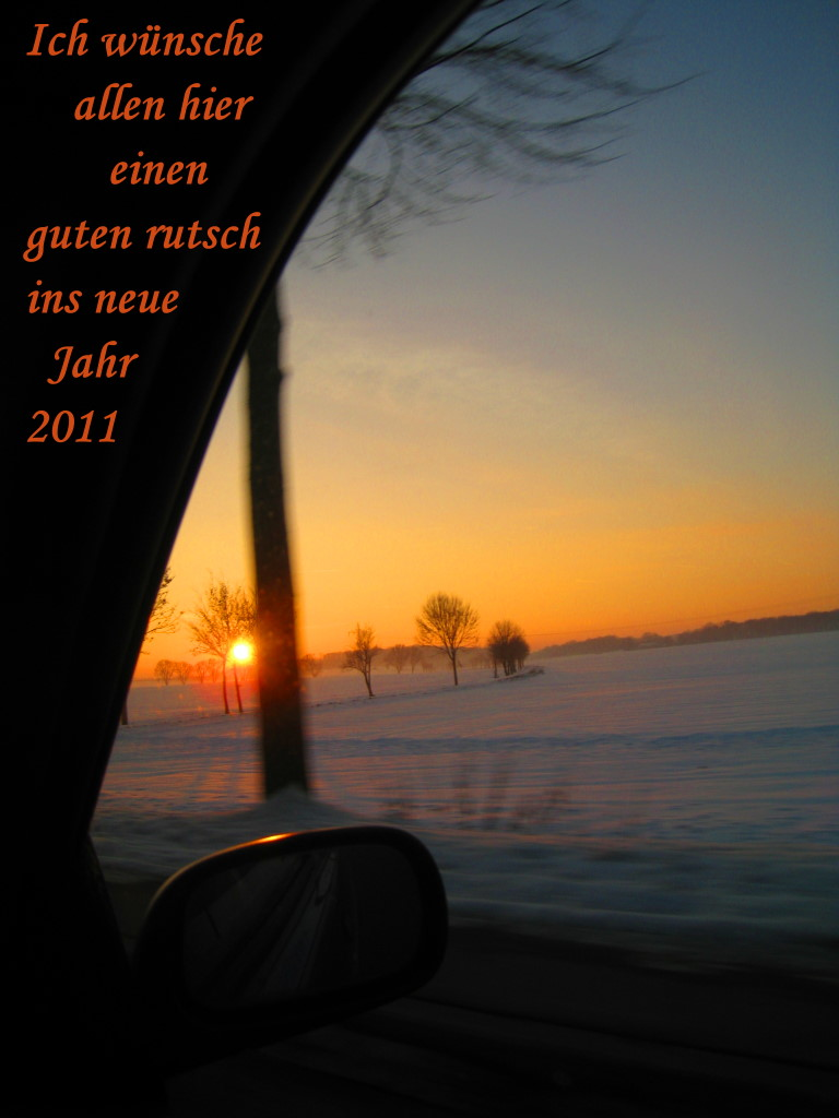 Neujahrswünsche