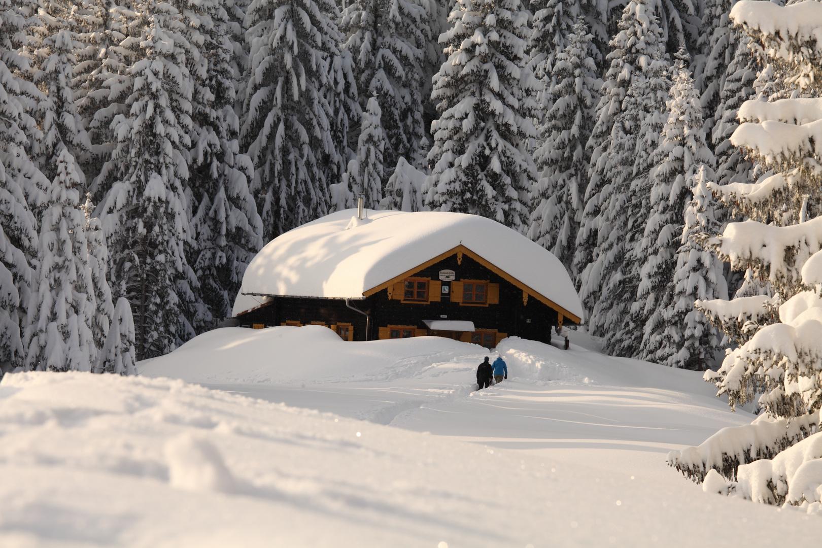 Neulandhütte