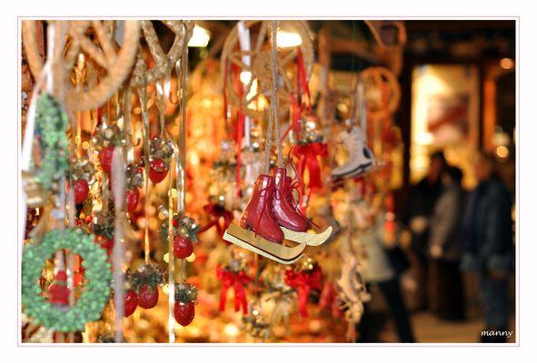 Neulich am Christkindelmarkt 2009 in Salzburg