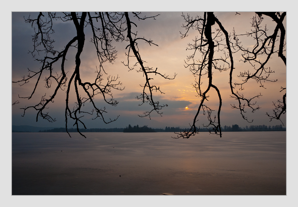 Neulich am Staffelsee...