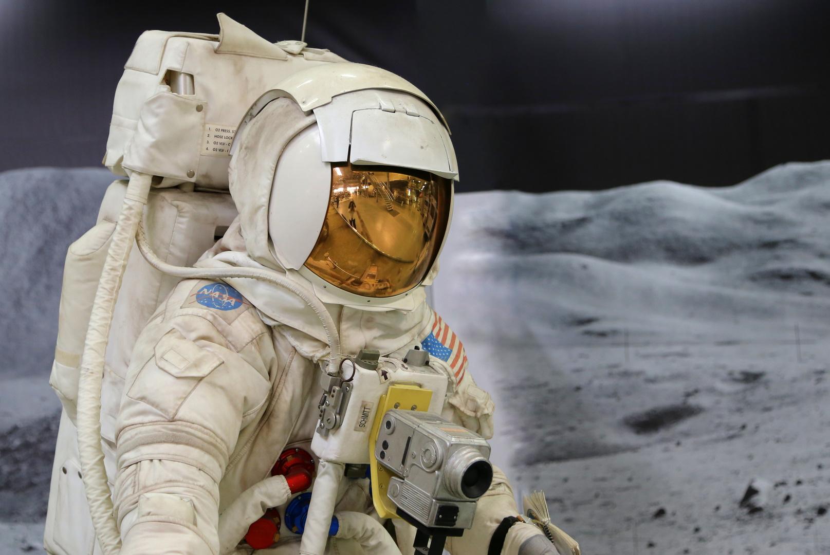 ... neulich auf dem Mond... ;-)