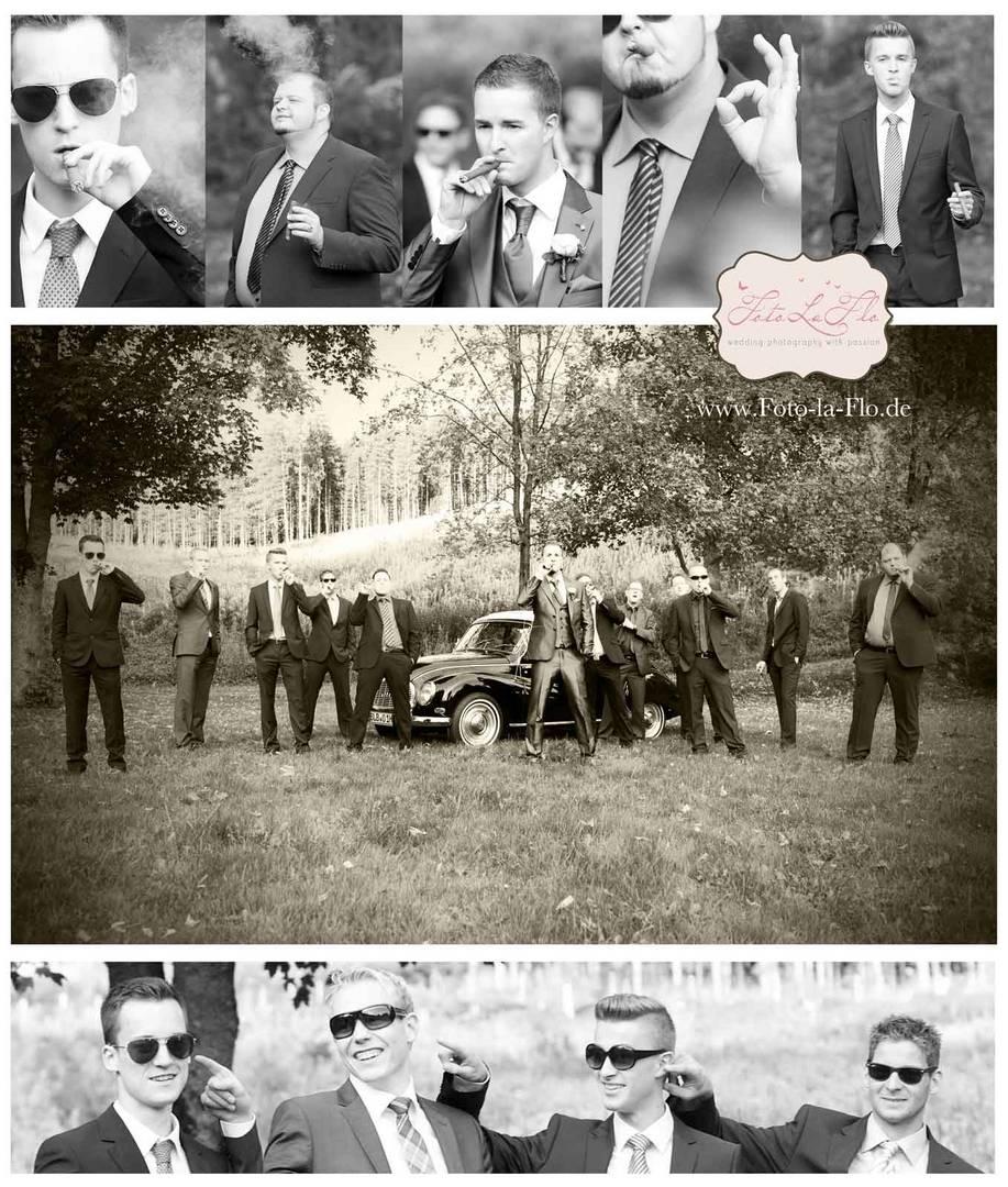Neulich auf einer Hochzeit....!