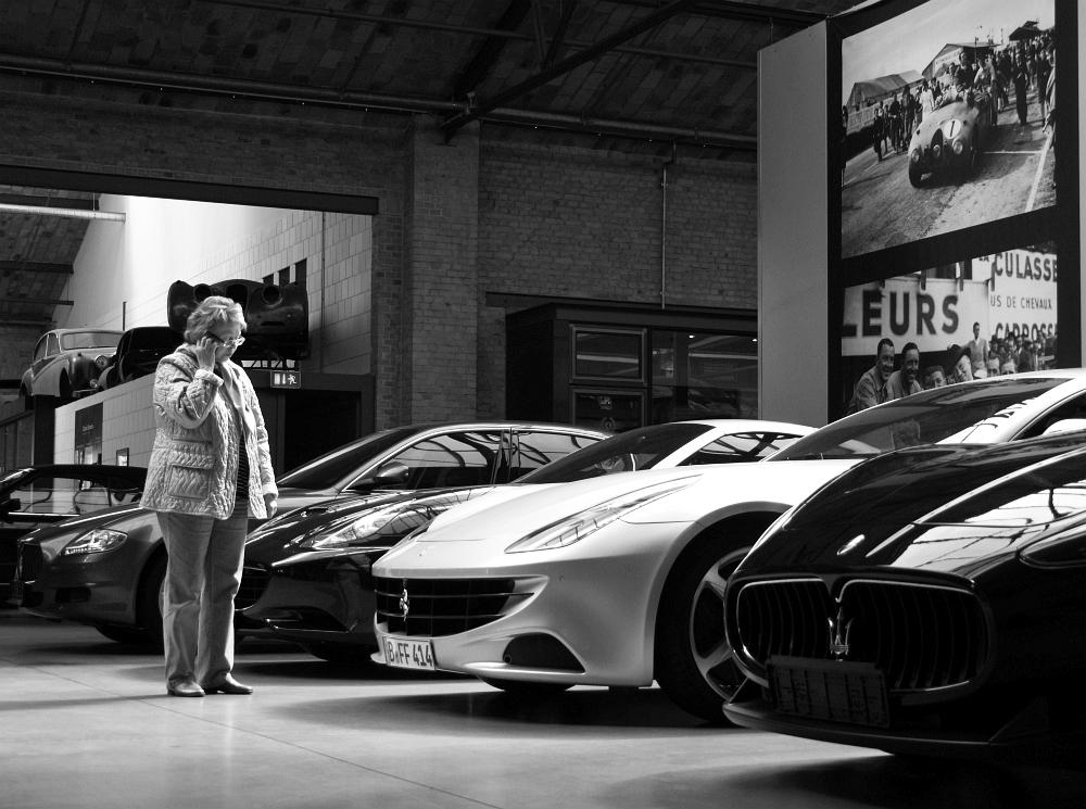 Neulich beim Autokauf...