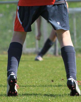 Neulich beim Mädchenfußball