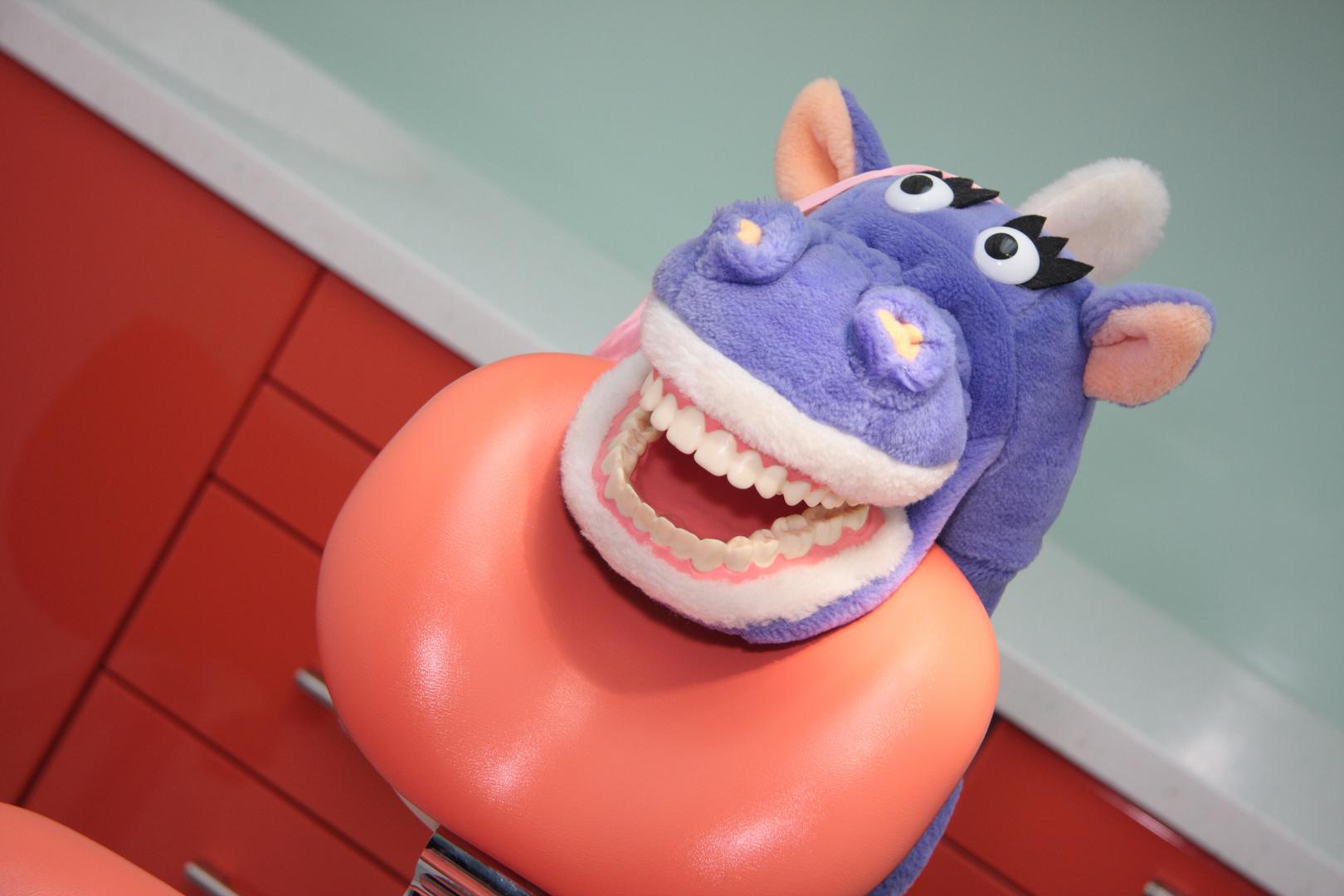 Neulich, beim Zahnarzt...
