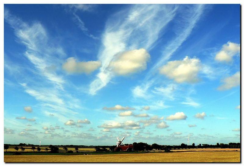 ...neulich hinterm Deich...06...clouds...