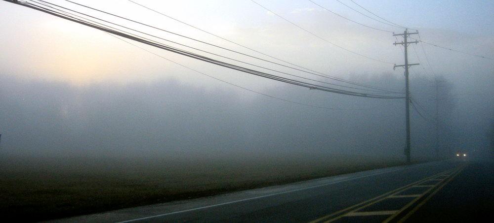 Neulich im Nebel