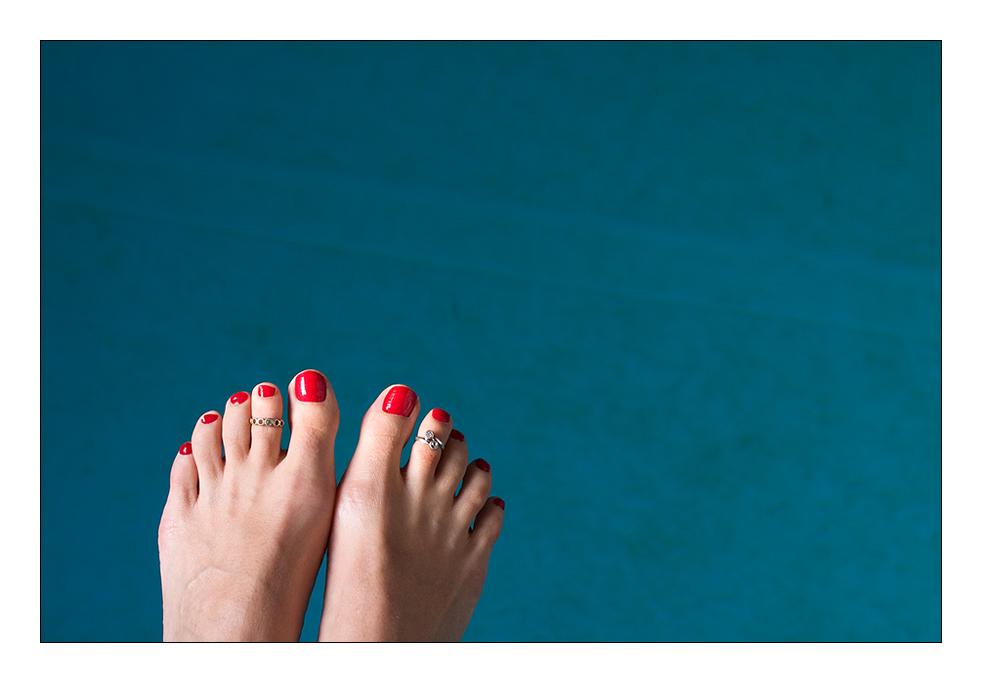 Neulich im Schwimmbad