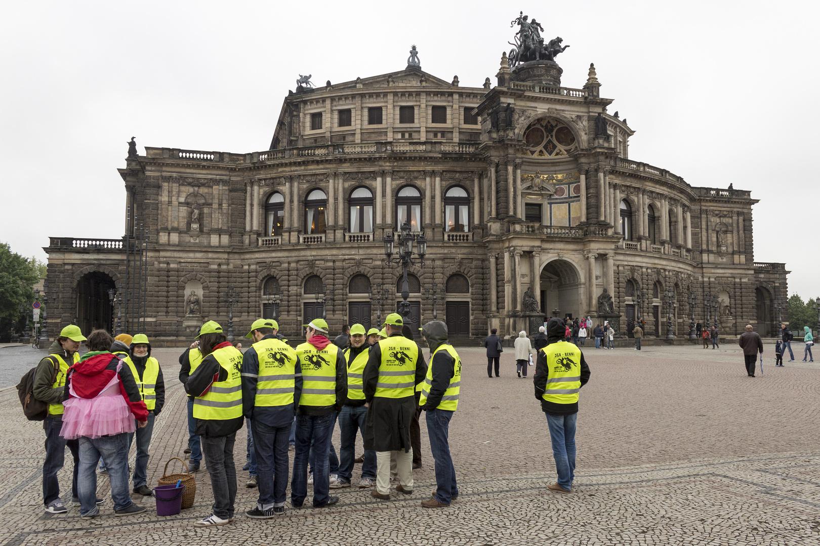 Neulich in Dresden 2