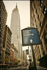 Neulich in New York City