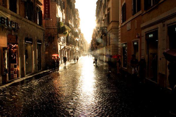 Neulich in Rom