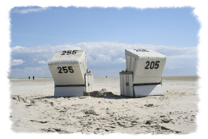 Neulich in St. Peter Ording