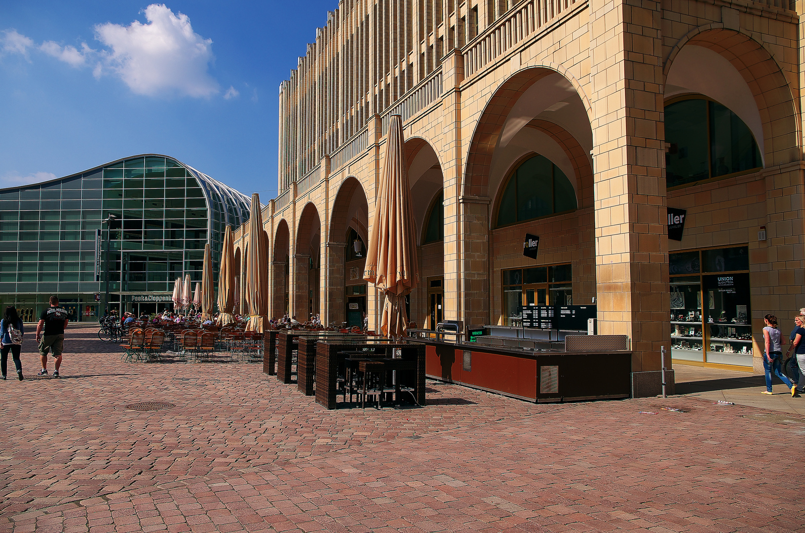 Neumarkt Chemnitz