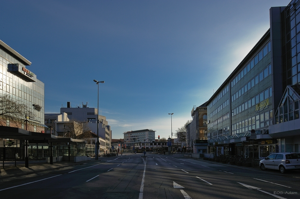 Neumarkt in Osnabrück