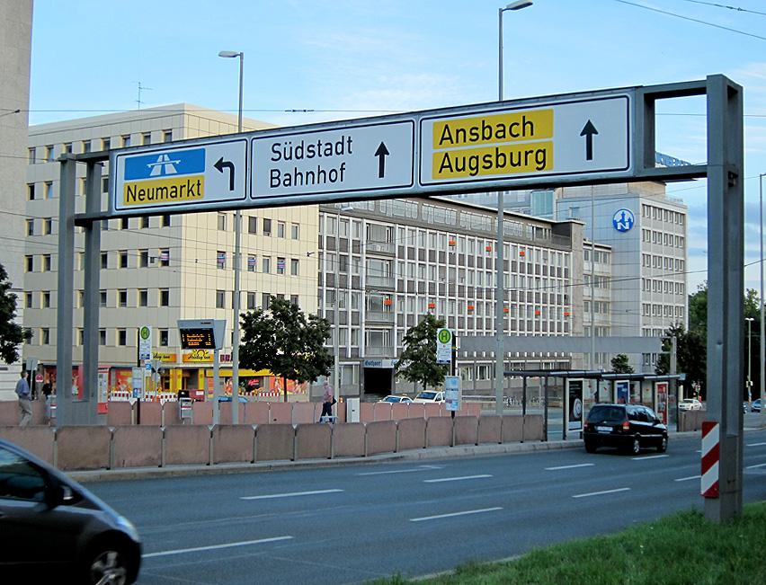 Neumarkt, Südstadt oder Augsburg ?