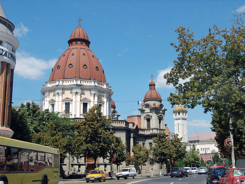 Neumarkt (Târgu Mures) - Ansichten - 2