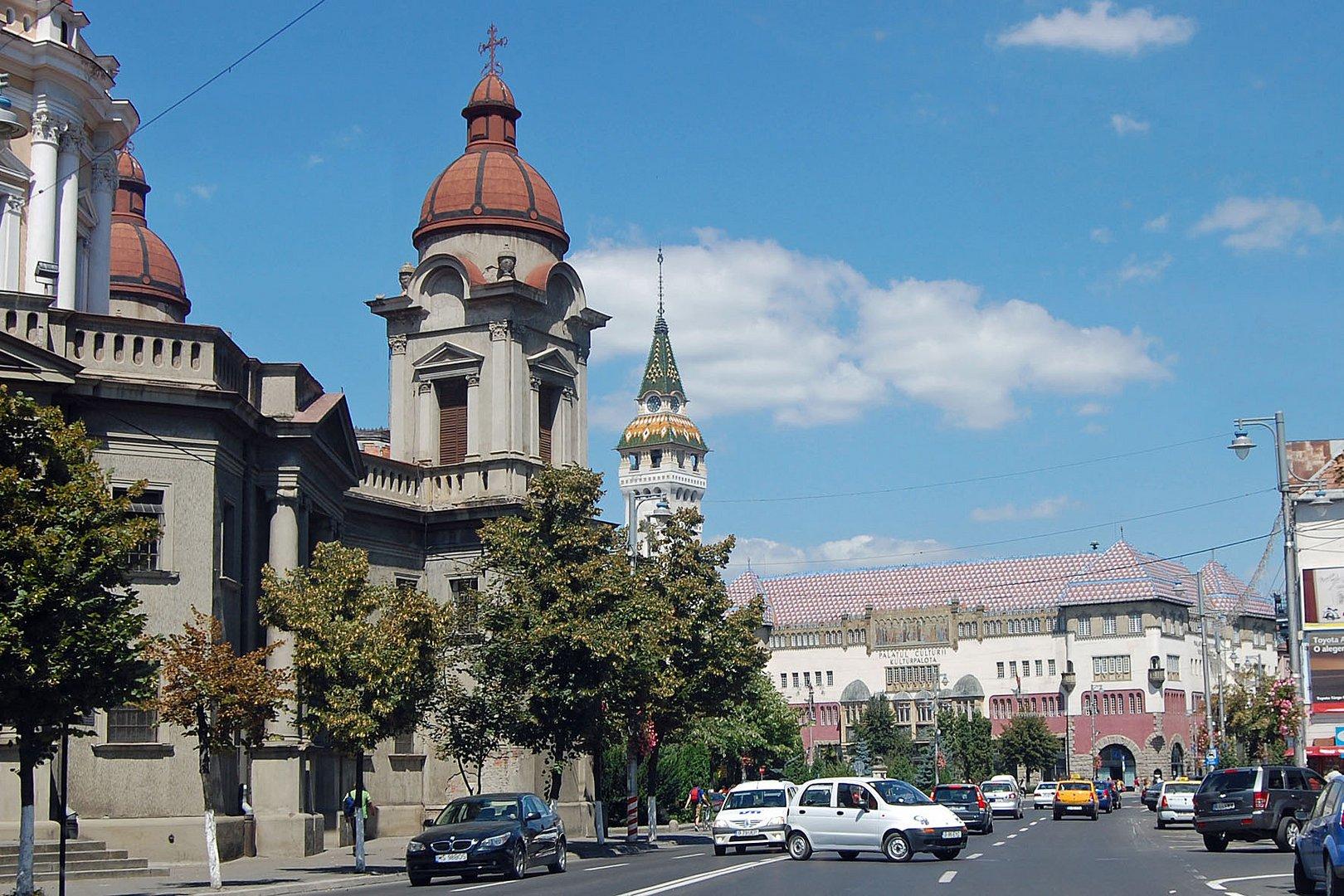 Neumarkt (Târgu Mures) - Ansichten - 3