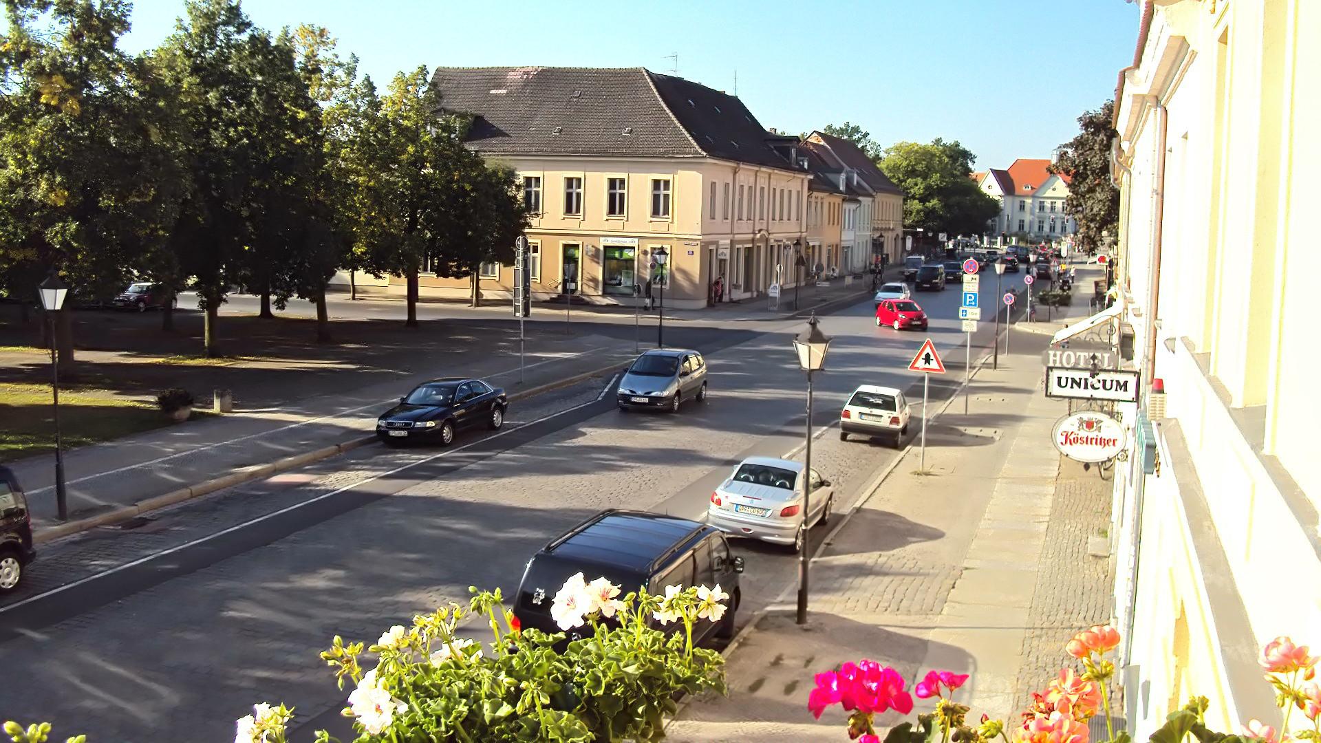 Neuruppin, Karl Marx Straße