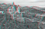 Neuschwanstein in 3D