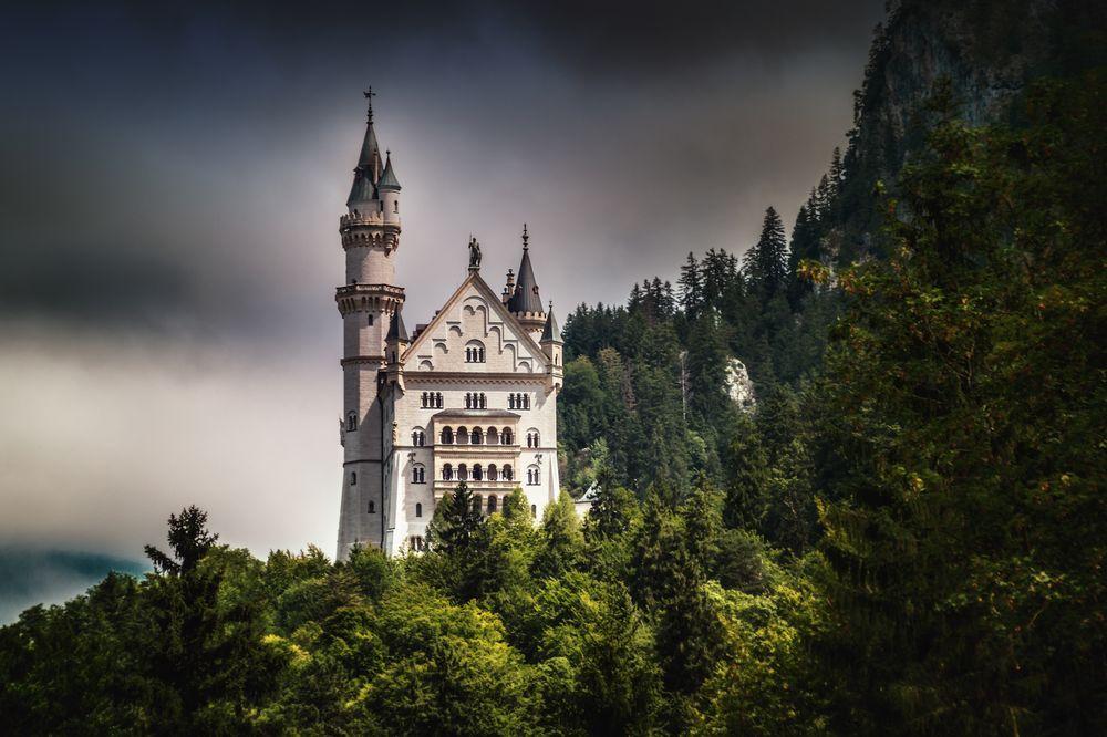Neuschwanstein mystisch