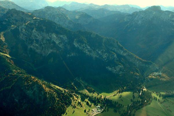 Neuschwanstein und Tegelberg