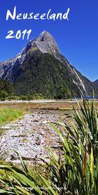 Neuseeland als Kalender 2011 (3)