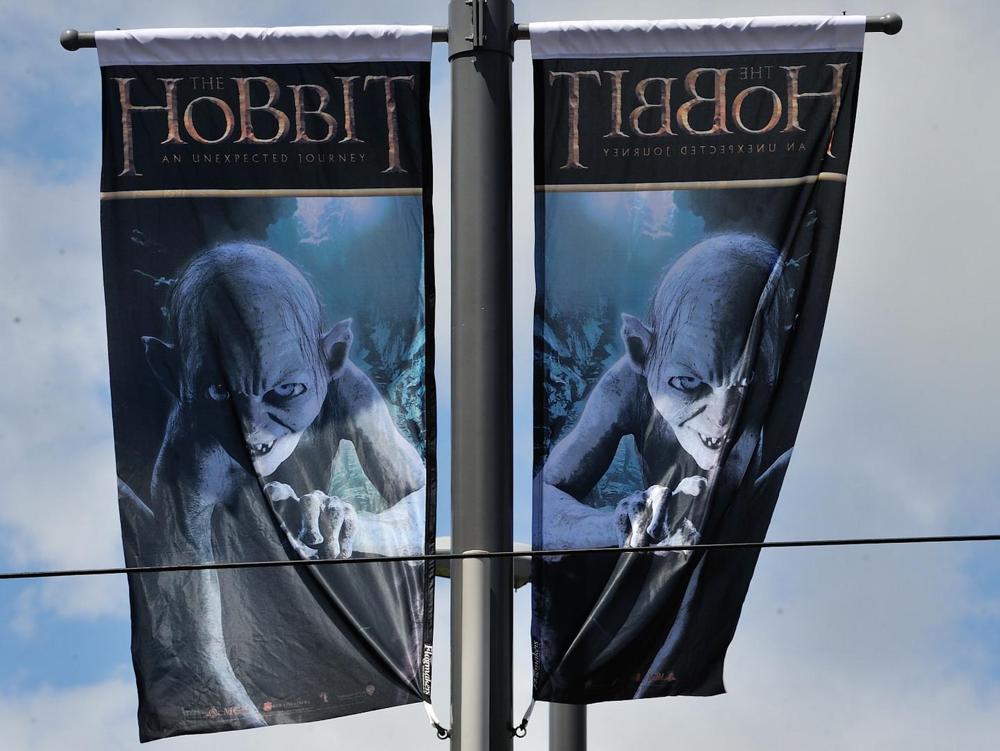 Neuseeland im Hobbit Fieber
