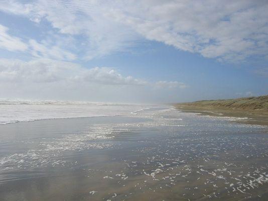 Neuseeland Ninety Mile Beach
