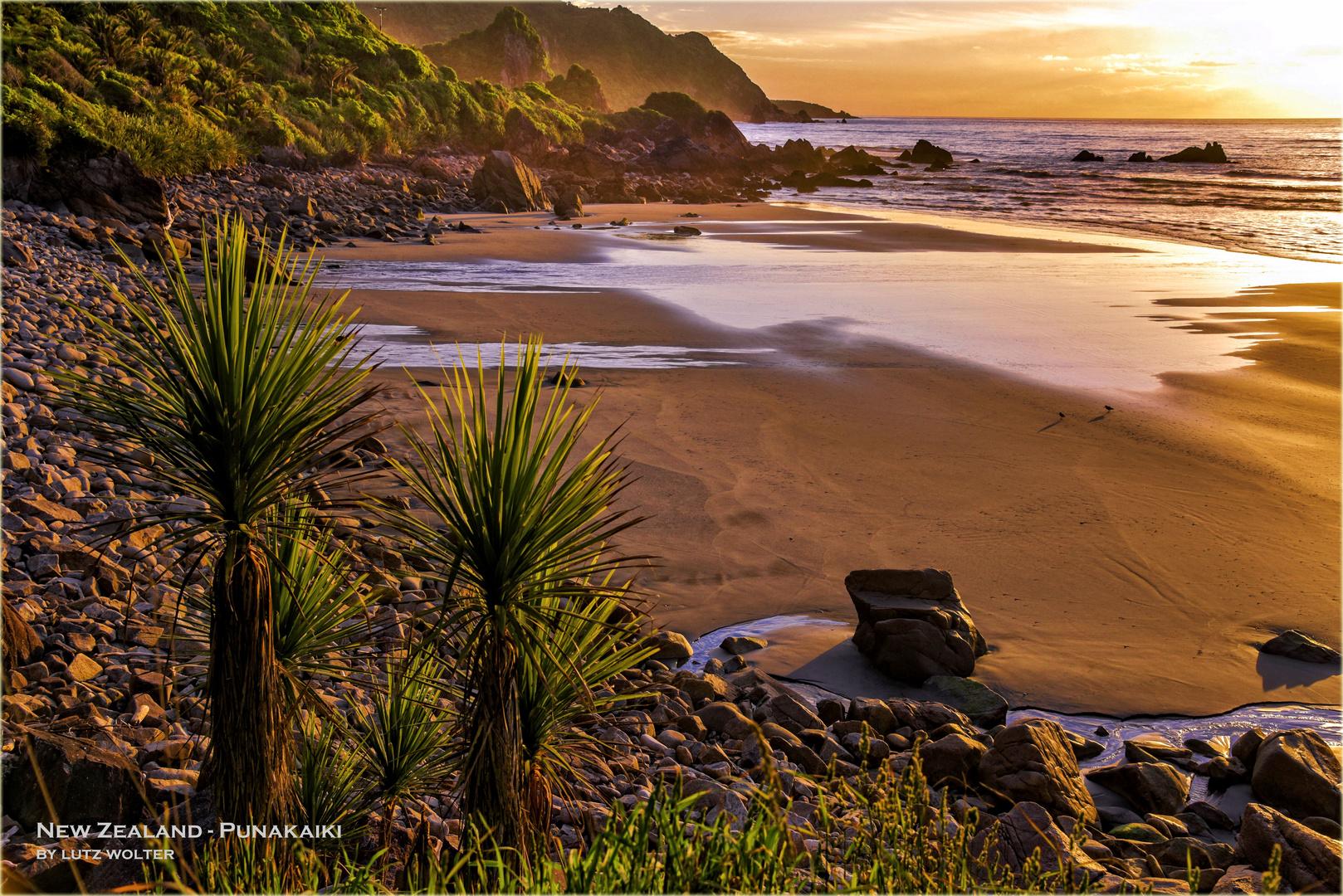 Neuseeland - Punakaiki