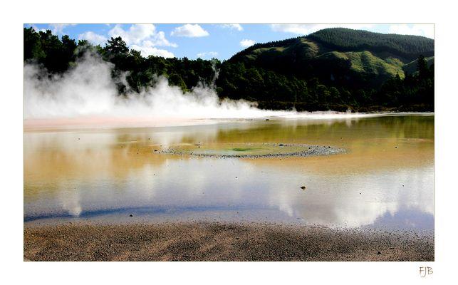 Neuseeland - Rotorua