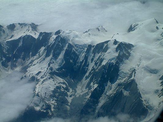 Neuseelands Alpen