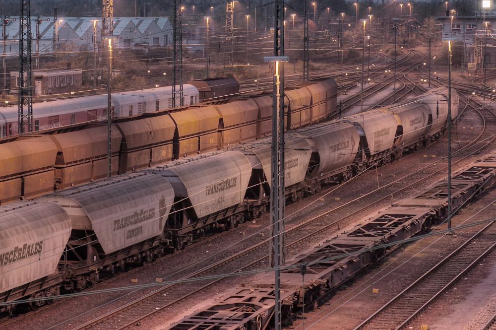 Neuss Güterbahnhof