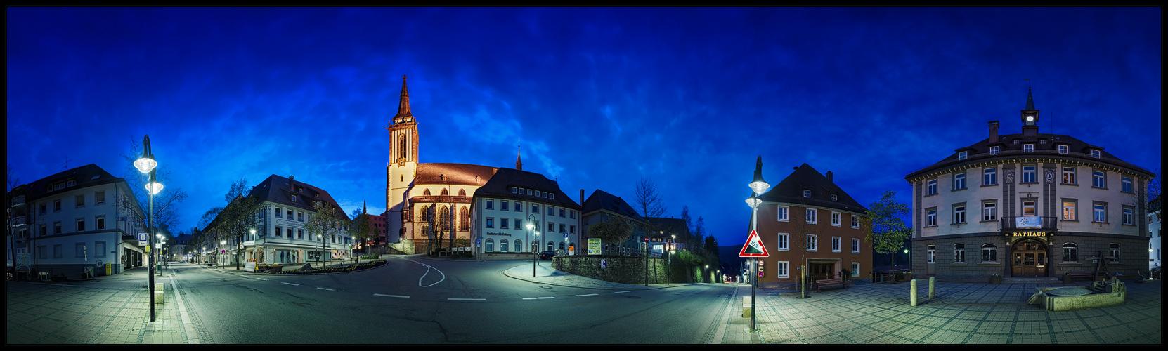 Neustadt im Schwarzwald