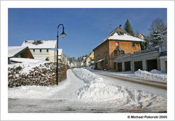 Neustadt und -schnee