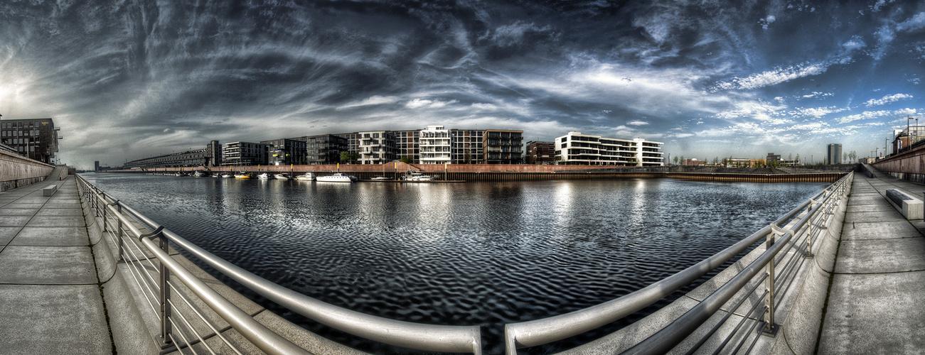 Neustädter Hafenpanorama