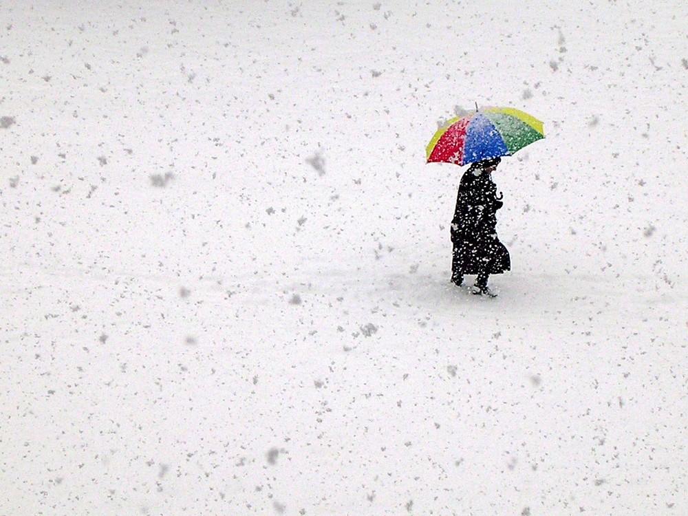 Neve e colore