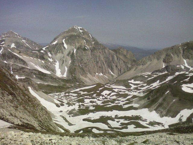 neve in giugno mt 2400 slm