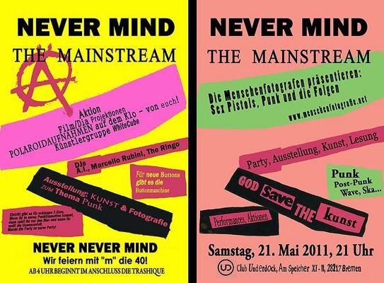 Never Mind The Mainstream