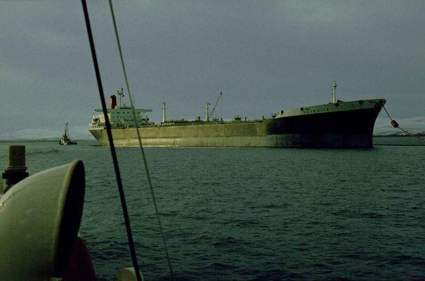 Neverita in Scapa Flow 1978 (1)