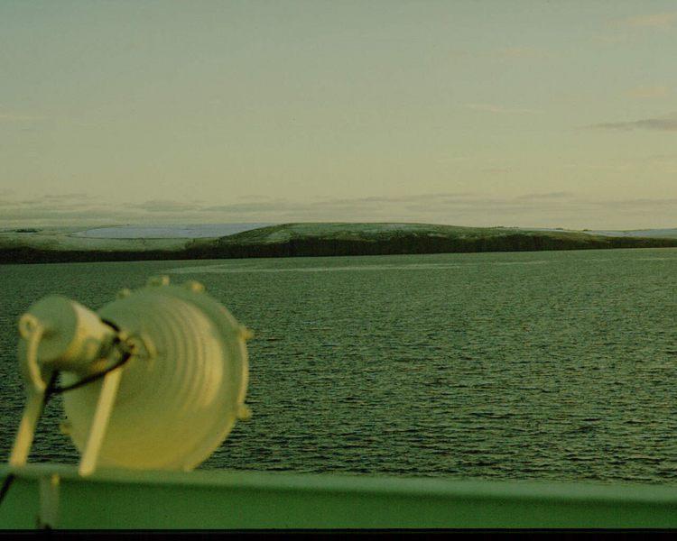 Neverita in Scapa Flow 1978 (2)