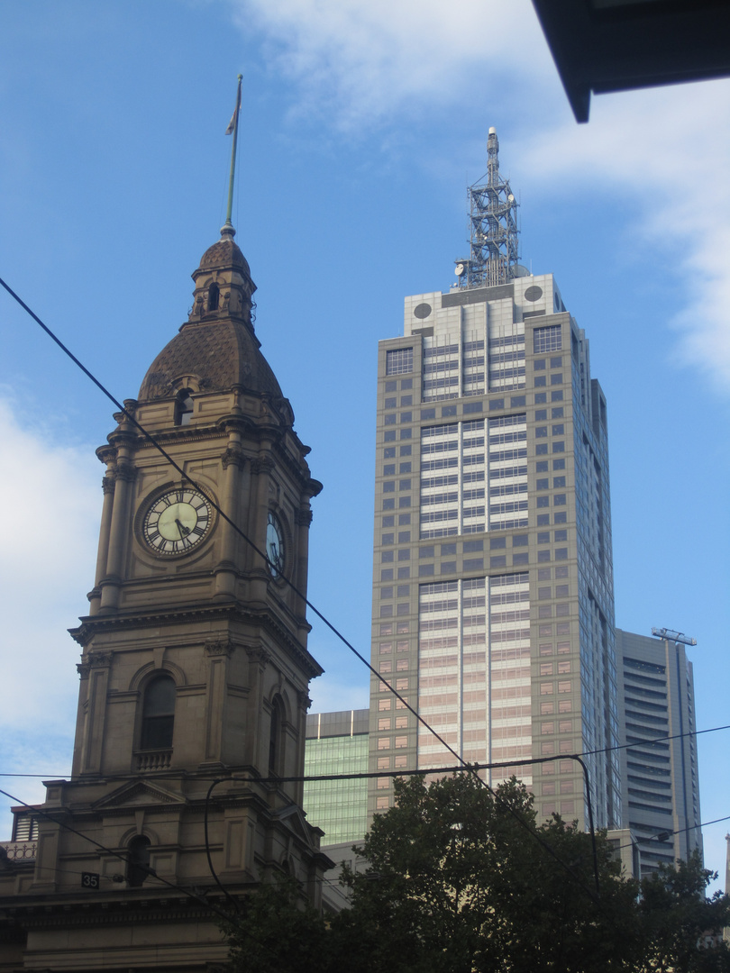 New and Old , Melbourne