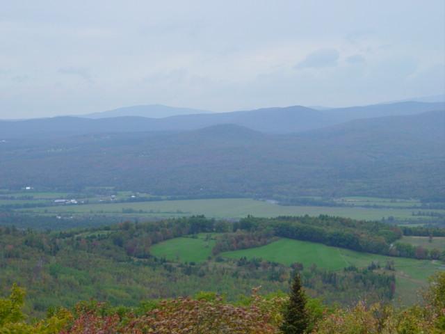 New England Farm Lands