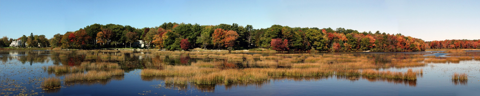 New England & Indian Summer