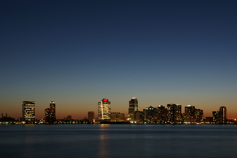 New Jersey at Night