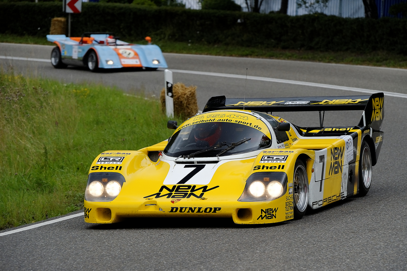 NEW MAN Porsche 956
