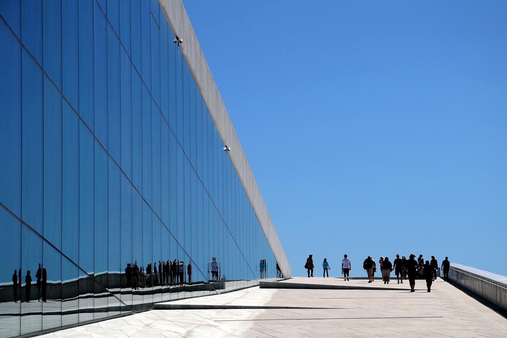 New Operahouse in Oslo