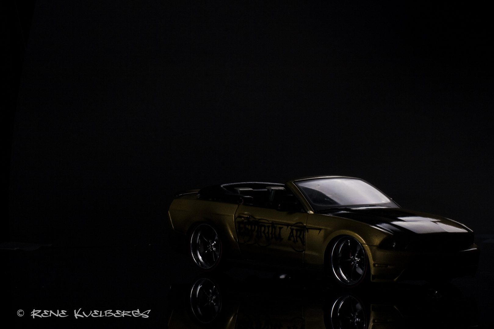 New ´Stang