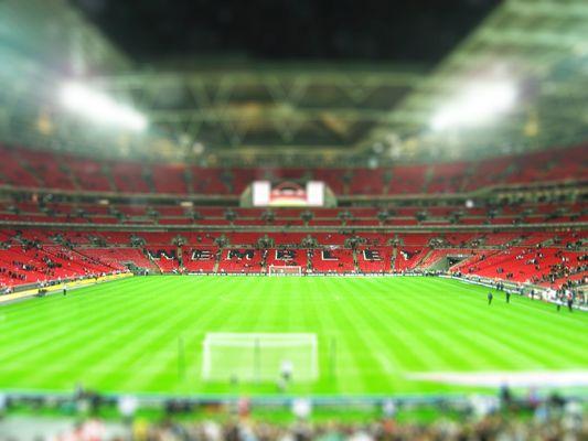 New Wembley - TiltShift