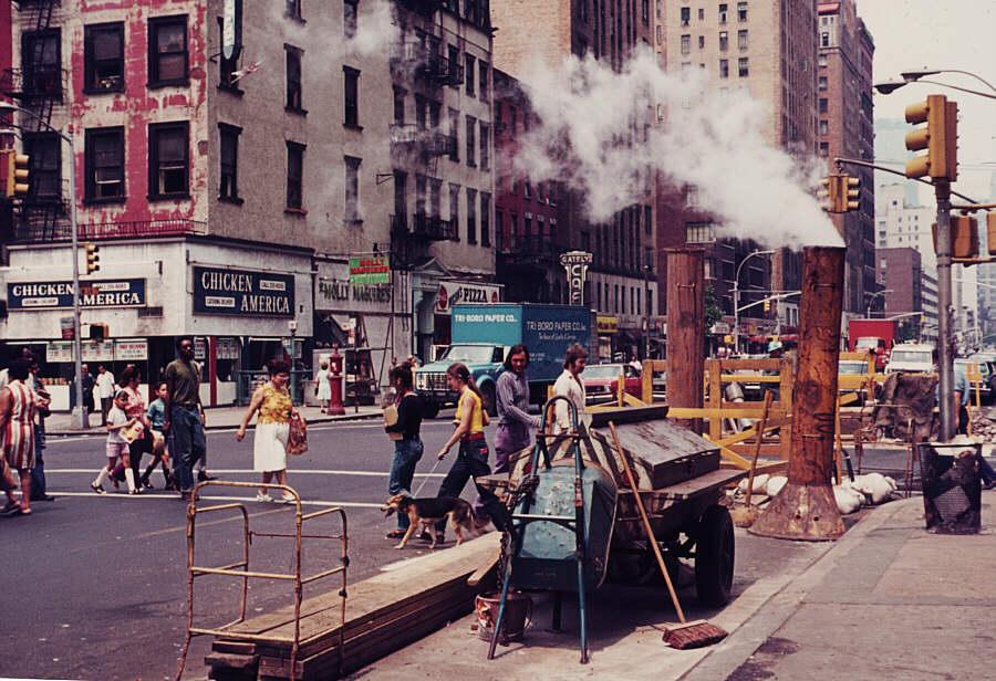 New York (1): The City